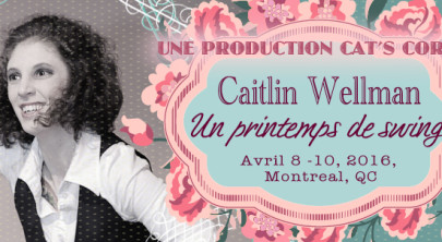Spring Workshop with Caitlin Wellman!