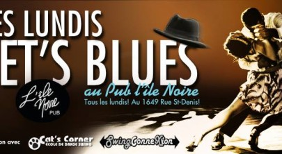 Les Lundis Let's Blues