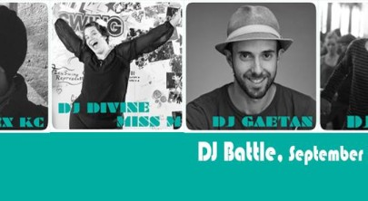 Annual DJ battle of the NEWBIES