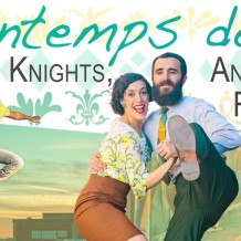 Un Printemps de Swing avec Travis Knights, Ann Mony et Ryan Calloway