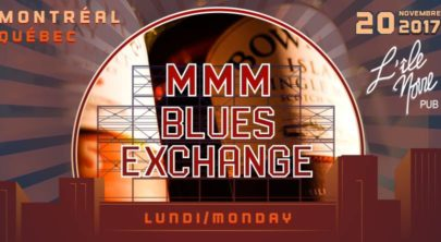 Les Lundis Let's Blues ** Spécial MMM Blues avec Got Them Blues!