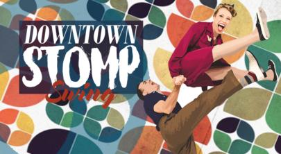 Downtown Stomp Swing dance